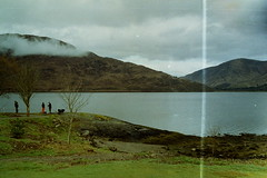 Scotland 17 (danielvallès) Tags: canonet canonetql17 kodak200 ilford400 scotland lake analogfilm 35mm film 135 ilovefilm