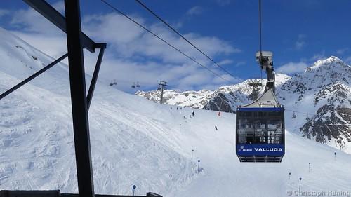 Arlberg - St. Anton - Valluga