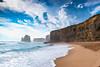 12 Apostles (IgorIki) Tags: flickr beach 12 twelve twelveapostles apostles nikon sea sun