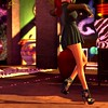 At the tango club (Myra Wildmist) Tags: secondlife sl myrawildmist virtualphotography virtualart bright colors colorful dancing tango