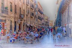 Salamanca en verano (alanchanflor) Tags: