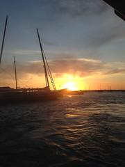 Baía de Todos os Santos (ricardoboxus) Tags: salvador bahia sea sunset baía