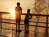 My children are looking at the sea (Martin To.) Tags: porec croatia kroatien meer sunset sonnenuntergang holiday martin tolle