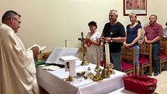 30 - Szentmise Kánában - házaspárok megújították a házassági fogadalmukat / Svätá omša v Káne Galilejskej - manželia si obnovili manželské sľuby