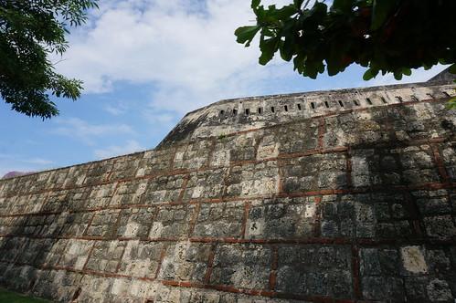 "Castillo San Felipe de Barajas • <a style=""font-size:0.8em;"" href=""http://www.flickr.com/photos/28558260@N04/27040152479/"" target=""_blank"">View on Flickr</a>"