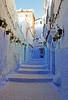 Blue street of Chefchaouen (Mikhail & Yana) Tags: chaouen morocco chefchaouen шавен шефшауэн марокко street