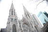 (John Donges) Tags: newyorkcity fifthavenue 5thavenue buildings skyscrapers urban stpatrickscathedral neogothic church 0532