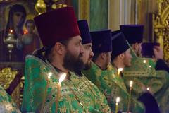 Вечерняя молитва накануне именин Правящего архиерея_05_ 02,11,2017