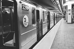 South Ferry station (LRO_1) Tags: nikon nikond7200 d7200 camerabag2 usa unitedstatesofamerica newyork city monochrome blackwhite blackandwhite blackwhitephotos blackandwhitephoto subway mta car subwaycar southferry station