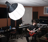 Lantern Softbox (FotodioxPro) Tags: gatesoferebus metal guitar rock music studio electricguitar musician amp recordingsession lantern lanternsoftbox softbox chinaball cinemalight filmlight omnidirectionallight lightmodifier diffusedlight softlight videolight locationlighting strobe evenlight evenillumination 360degreelight naturallight photoshoot filmshoot portrait videoshoot sonya7sii commercialphotography swiftroadstudios
