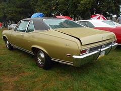 1968 Chevy Nova SS350 (splattergraphics) Tags: 1968 chevy nova ss350 novass carshow aacaeasterndivisionfallmeet antiqueautomobileclubofamerica hersheypa