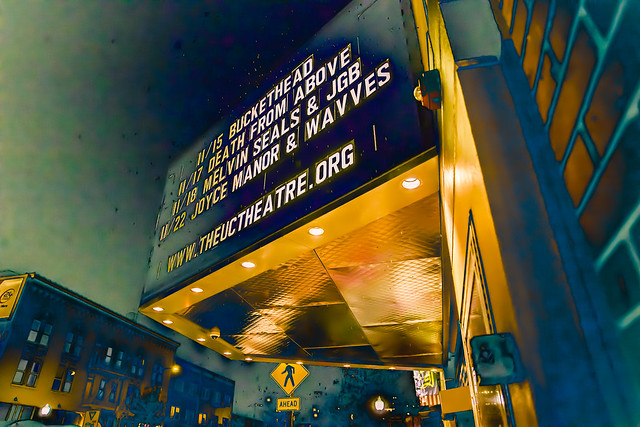 Buckethead 11/15/2017 - by Dave Weiland