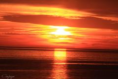 Recuerdos del verano... (cienfuegos84) Tags: mediterraneo menorca paisaje atardecer ocaso