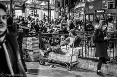 Rush Hour, London (steve.gombocz) Tags: olympus olympususers olympusamateurs olympuseurope olympuszuikodigitalclub olympusm25mmf18 olympusem5mark2 olympusomd urbanstreet blacknwhite greyscale monochrome streetscene blackwhite bwphotos bwphotographs bw bwstreet flickrbw bwflickr blackwhitephotos blackwhitephotography flickrstreet blackwhitestreet bwstreetphotography streetlife street blackandwhite streetphotographs streetphotography bwphotography streetbw photosinblackandwhite bwpictures flickraddict blackandwhitephotographs purestreet out outandabout streetpictures streetphotos flickr exploreflickr london londonbw londonscenes londonblackandwhite explorelondon flickrlondon zwartwit neroebianco sortoghvid mustavalkoinen svarthvitt svartoghvitt svartochhvitt pretoebranco noiretblanc schwarzundweiss negroyblanco noirblanc negroblanco pretobranco nerobianco