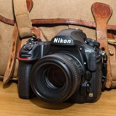 Nikon D850 (Mister Oy) Tags: davegreen oyphotos ©oyphotos nikon d850 camera dslr billingham 335 kit 50mm 50mmf14 afs gear