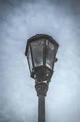 What do you see? (mirri_inc) Tags: creepy smoke dark fog lamp street streetlight trap hand human scary halloween imagine nightmare