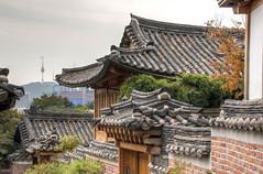 Bukchon Hanok Village (21mapple) Tags: bukchon hanok village seoul korea asia