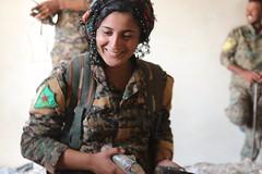 Kurdish YPG Fighters (Kurdishstruggle) Tags: ypg ypj ypgypj ypgkurdistan ypgrojava ypgforces ypgkämpfer ypgfighters ypgwomen yekineyênparastinagel sdf kurdischekämpfer war freedomfighters kämpfer revolutionary revolution defenceforces struggle resistancefighters army rojava rojavayekurdistan westernkurdistan pyd syriakurds syrianwar kurdssyria kürtsuriye freiheitskämpfer combat comrades warfare isis militaryforces heroes raqqa rakka fighters warriors courage isil kurd kurdish kurdistan kürt kurds kurden kurdishforces syria kurdishmilitary military kurdisharmy suriye kurdishfreedomfighters kurdishfighters afrin