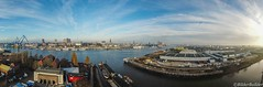 Hamburger Hafen (bilderbuilder1) Tags: hamburg drohne dji macic djimavic hafen landungsbrücken