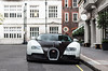 Bug. (Gal cho photography) Tags: buggati bug veyron 164 rare hyper hypercar car cars super love exotic amazing arab london israel italian white black street park gal cho chobotaro photo photograph photography photographer special expensive