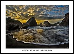 The Capstone Ilfracombe (awardphotography73) Tags: sunset thecapstone cloud moodyskies beach water sea tides summer england seaside devon ilfracombe