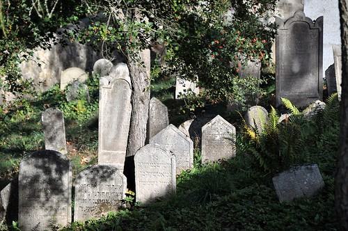 Trebic, Juedischer Friedhof