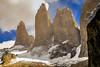 Las Torres del Paine (Cris Photos (Thanks for 1,8 Million views)) Tags: torresdelpaine paine trekking cumbre patagonia sur chile