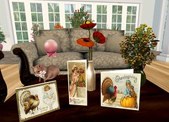 Happy Thanksgiving (Elise Petrov) Tags: thanksgiving applefall turnipshomes alchemy victorianthanksgivingcards