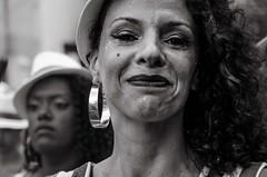 Foto- Arô Ribeiro -3807 (Arô Ribeiro) Tags: fineart bw monochrome art blackandwhite blackwhitephotos arôribeiro pb photography laphotographie street sãopaulo brazil ilúoládemin portrait candidportrait nikond7000 nikon