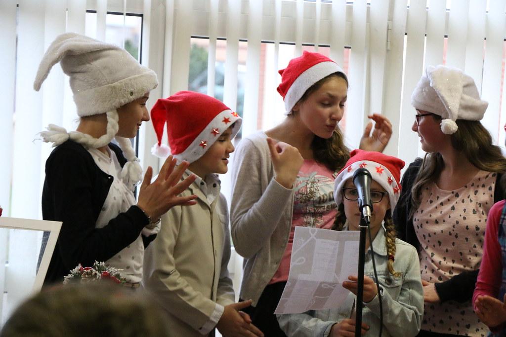 Concert de Noël au foyer