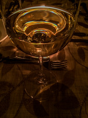 Sonoma_Chardonnay-1_MaxHDR (old_hippy1948) Tags: wine chardonnay crystle silverware