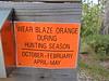sign warning Patsy Pond Trl Croatan NF ncwetlands KG (2) (ncwetlands.org) Tags: croatan sinkhole pond coastalfederation northcarolina ncwetland ncwetlands northcarolinawetland northcarolinawetlands