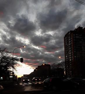 Belgrade morning