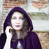Purple (debth3stylist) Tags: ©deborahsmith cloak