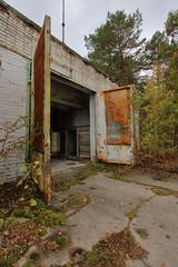 Pripyat Fire Station8 (Landie_Man) Tags: