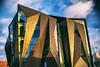 Architecture reflection (Maria Eklind) Tags: worldmaritimeuniversity skåne malmö wmu street reflection spegling city arkitektur sweden skybar architecture malmölive skånelän sverige se