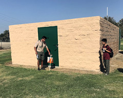 024 The Green Door Control (saschmitz_earthlink_net) Tags: 2017 california longbeach eldorado orienteering laoc losangelesorienteeringclub losangeles losangelescounty eldoradoeastregionalpark park parks