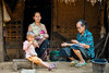 In the village of Laos (Valdas Photo Trip) Tags: asia laos luangprabang province village streetphotography people kids