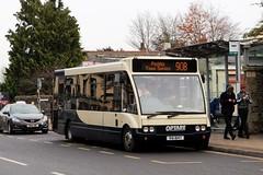Barc, Innerleithen VIA1647 (busmanscotland) Tags: barc innerleithen via1647 via 1647 stuartclarke threshfield pride dales optare solo m850
