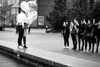 The Proposal (j-riviere) Tags: streetphotography people proposal marriage candid blackandwhite toronto canada
