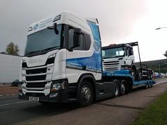 Refuse Vehicle Solutions Ltd New Scania R-Series Highline KX17 SZR (5asideHero) Tags: refuse vehicle solutions ltd scania new rseries r450 highline low loader kx17 szr