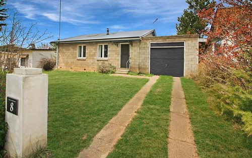 8 BUCHAN PDE, Cooma NSW