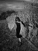 United over the field (chinese johnny) Tags: blackandwhite bw beautiful beauty beautifulgirl iphone iphoneonly iphone6 intimate chinese chinadoll chinesegirl monochrome moody melancholy emotive roadtrip photoshoot location newyork cornfield lyrics bobdylan changingoftheguards