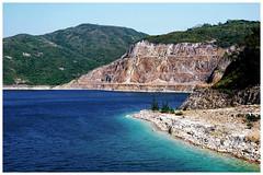 萬宜水庫    High Island Reservoir (Alice 2018) Tags: 2017 blue autumn seashore lake water hongkong ilce6000 sony a6000 sonya6000 sonysel1670zcarlzeissvariotessart tessar zeiss carlzeiss unesco geopark