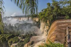 Argentina Side B25A6933 (raddox) Tags: iguazu iguacu southamerica falls water argentina waterfall
