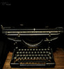 Underwood (Perry J. Resnick) Tags: 2017 pjresnick perryjresnick pjresnickgmailcom pjresnickphotographygmailcom ©2017pjresnick ©pjresnick iphone ©2016pjresnick catchycolors colors color contrast digital light shadow appleiphone black yellow apple shadows phonecamera washington pnw pacificnorthwest rectangle metal rectangular mood atmosphere atmospheric noir glow phoneography resnick gold orange colour city typewriter underwood