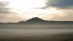 La bute de Marchastel, Lozère (lyli12) Tags: aubrac brume lozère mist paysage landscape languedocroussillon campagne nature leverdesoleil nikon france d7000