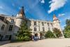 Domaine de la dame blanche : Château de Grignols : France (Benjamin Ballande) Tags: domaine de la dame blanche château grignols france