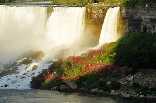 DSC 4975 Niagara Falls, amerikanischer Teil