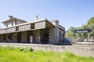 Kapunda Railway Station